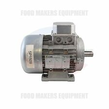 Escher M120 Bowl Drive Motor 220V, 3.1 Amps, 60 Hz . E00000