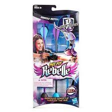 Nerf Rebelle Arrow Refill new in box Hasbro Secret & Spies NIB 3 Arrows NIP