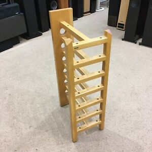 Cyrus Audio TriArbour Hi-Fi Stand - Maple - 7 Shelf - Collection Only