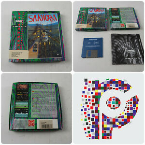 Silkworm A 16 Blitz Game for the Commodore Amiga Computer tested & working