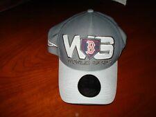 BOSTON RED SOX WORLD SERIES 2018 NEW ERA LOCKER ROOM HAT CAP 39THIRTY