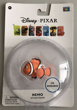Disney Pixar Finding Nemo Posable Action Figure By Thinkway Toys New Rare Sealed