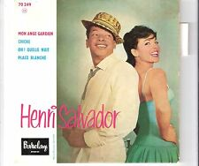 HENRI SALVADOR - Mon ane gardien     ***EP***