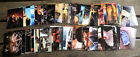 X FILES 1996 TOPPS 72 CARD BASE SET OF 72 TRADING CARDS EX CON SCULLY & MULDER