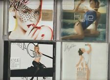 Kylie Minogue : Fever + Body Language + Kylie X + Light years / FOUR CD Albums