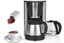 BEEM Kaffeeautomat DUO Glas- u. Isolierkanne Fresh Aroma Select Kaffeemaschine