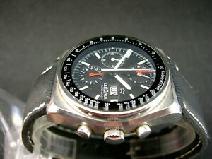 *  *  LEMANIA  CHRONOGRAPH  5100  AUTOMATIC  ULTRA RARE !