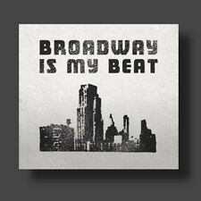 BROADWAY IS MY BEAT Old Time Radio Shows - 166 MP3s on DVD +FREE OFFER OTR