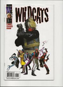 Wildcats #1Travis Charest Cover 1999 Wildstorm Comics