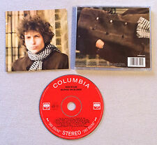 BOB DYLAN - BLONDE ON BLONDE / CD ALBUM COLUMBIA (ANNEE 2003)