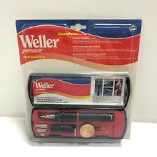Weller P2kc Portasol Professional Self Igniting Cordless Butane Solder Kit