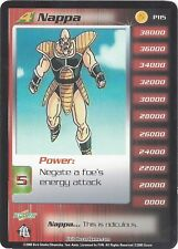 TCG 21 Dragon Ball Z: Nappa Promo P115