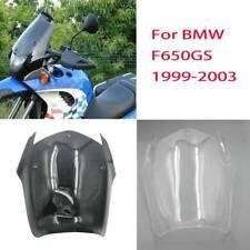 WINDSHIELD SCREEN FOR BMW F 650 GS DAKAR TOURING SCREEN 1999-2003 SMOKE