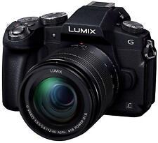 Panasonic Lumix DMC-G8 DMC-G8M-K Standard Zoom Lens Kit Digital Camera MILC New
