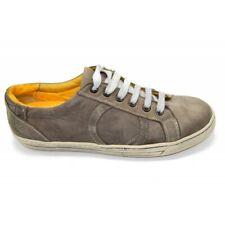 Playhat Uomo / Donna Sneakers In Pelle Scamosciata in Colore Beige Playhat Desig