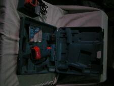makita 9.6v 62210 drill and drill bits