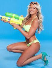"Kelly Kelly 8"" x 10"" Photo #2 WWE Barbie Blank"