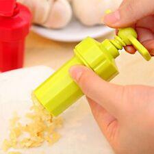 DIY Food Onion Garlic Twist Crusher Chooper Kitchen Cooking Gadget Squeezer Tool