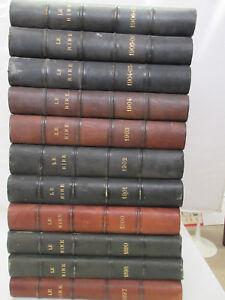 1 Reliure LE RIRE 1899;  bel état (1907-08 également disponible)