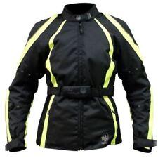 Giacche traspirante in tessuto per motociclista, nylon