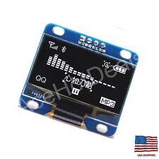 """0.96"""" I2C IIC Serial 128X64 LED OLED LCD Display Module for Arduino White"""