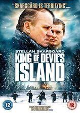 King of Devil's Island 5027035008240 With Stellan Skarsgård DVD Region 2