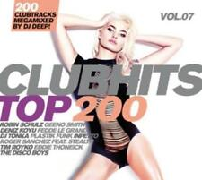 Clubhits Top 200 Vol.7 / Various Artists / 3 CD's