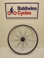 "27.5"" (650B) REAR DISC BRAKE Mountain Bike Wheel BLACK D/WALL - SCREW ON Q/R HUB"
