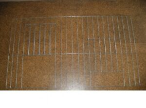 Double Poultry Bantam Cage Front (Other Sizes Available)