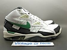 VTG Nike Air Trainer SC High White Pine Green Black Bo Jackson 2006 sz 9.5