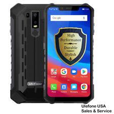 "UlefoneUSA 6.2""Rugged 6GB +128GB Armor6 Unlock 4G DualSIM NFC Android 8.1(BLK)"