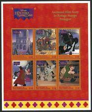 Disney - 1996 St Vincent & Grenadines - Hunchback of Notre Dame Sheetlet (6) MUH