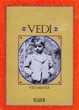 Vedi (Picador Books),Ved Mehta