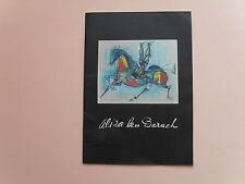 Aliza Ben BARUCH Katalog-Retrospektive 1964 - 1994