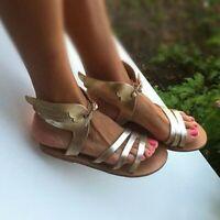 Ancient Greek Sandals IKARIA Ladies Women UK 3 EUR 36