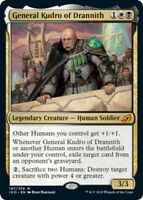 General Kudro of Drannith - Foil x1 Magic the Gathering 1x Ikoria mtg card