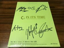 ONEUS (ONE US) - ALL MEMBER Autograph(Signed) PROMO ALBUM KPOP UNOPEND