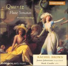 Quantz: Flute Sonatas, New Music