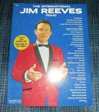 The International Jim Reeves Folio