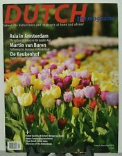 Dutch Magazine Asia in Amsterdam Martin Van Buren Mar Apr 2016 FREE SHIPPING JB