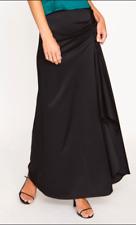NEW Stunning Paris Georgia (NZ) Madison Skirt Black Size XS