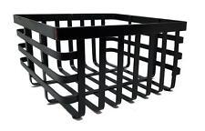 More details for square fruit rack basket freestanding countertop holder storage bowl eggs veggie