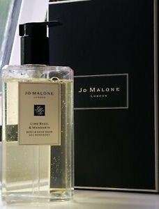 JO MALONE LIME BASIL AND MANDARIN BODY & HAND WASH - 500ML - BOXED