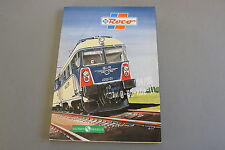 X314 ROCO Train catalogueO Ho Hoe TT 1994 1995 268 pg 29,7*21 F Sachsen modelle