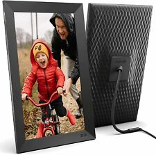 Nixplay Smart Digital Picture Frame 15.6 Inch, Share Video Clips and Photos