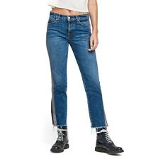 HUDSON Jeans | Womens Luxe Crop Riley Relaxed Straight Jeans  [ AU 7 or US 25 ]