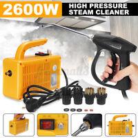 2600W High Pressure Steam Cleaner Gun Mechine Sterilization Disinfector