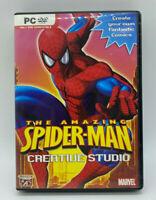 The Amazing Spider-Man - Creative Comic Software - PC - Marvel/Atari - Free Post