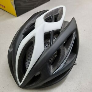 Rudy Project Airstorm Helmet - Black/White Matte - S/M