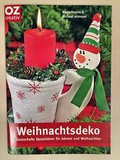 Weihnachtsdeko ** aus Filz, Holz, Papier & mehr ** OZ Verlag